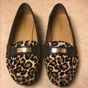 Shoes - Coach Flats